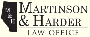 Martinson & Harder offers a full range of legal services to clients in Olds, Didsbury, Innisfail, Sundre and surrounding communities, central Alberta, and around the province.
